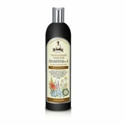 Floral propolis shampoo for volume and shine