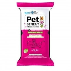 PET BENEFIT wet cloths 12 pcs