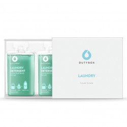 Dutybox - LAUNDRY washing gel concentrate 2 x 50 ml