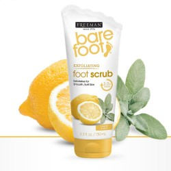 FREEMAN revitalizing foot scrub Lemon & Sage