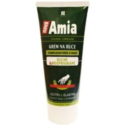 AMIA balm for dry and cracked hand tube