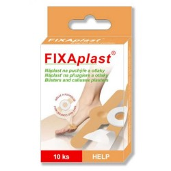 FIXAPLAST HELP blisters and calluses plasters