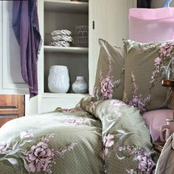 VIOLET cotton bedding Issimo Home