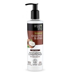 Coconut & Shea - conditioner for hair hydration