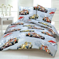 FORMULA cotton bedding with children's motif