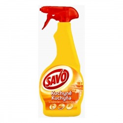 SAVO Kitchen for greasy dirt 500 ml