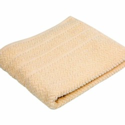 POPCORN ecru - terry towel, bath towel