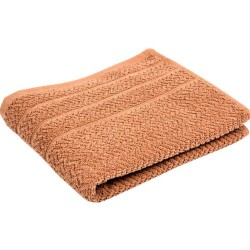 POPCORN brown - terry towel, bath towel